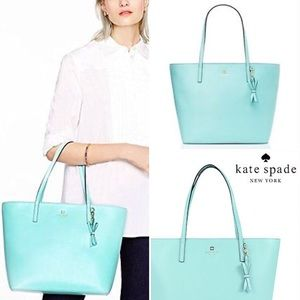 Kate Spade Sawyer Street Maxi in Robinsegg Blue